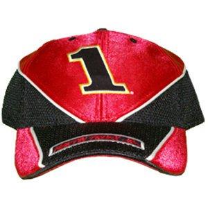 (Motorsport Authentics Martin Truex Jr #1 Bass Pro Shops Nascar Trackside Racing Cap Hat)