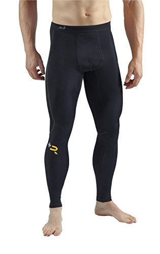 Sub Sports Mens Leggings Tights Muscle Recovery Compression Post Work Out -M