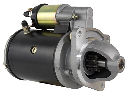 Fits Ford Tractor - NEW STARTER MOTOR FITS FORD TRACTOR 3930 4000 4100 4110 4630 26211Q 26211R 26211S 26211T 26211U 26291 26291A 26291B