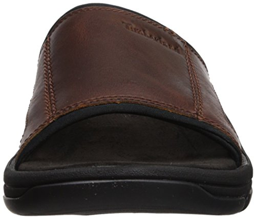 Timberland Men's Roslindale Slide Sandal Medium Brown Full Grain eastbay cheap price buy cheap visa payment outlet with paypal order fast delivery sale fast delivery Wkiha3v3
