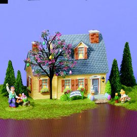 (Department 56 Happy Easter House)