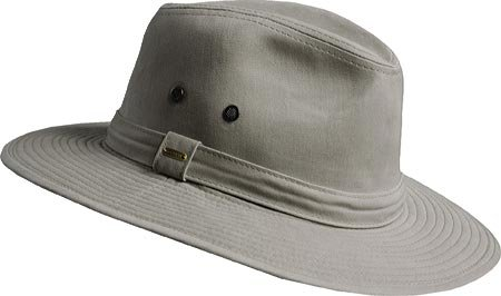 STETSON DAKOTA TWILL SAFARI HAT (XL) at Amazon Men s Clothing store ... a570e4eaa89