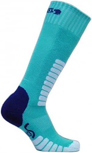 Eurosocks 0412J Ski Supreme Junior Boys and Girls OTC Ski Socks - Pair