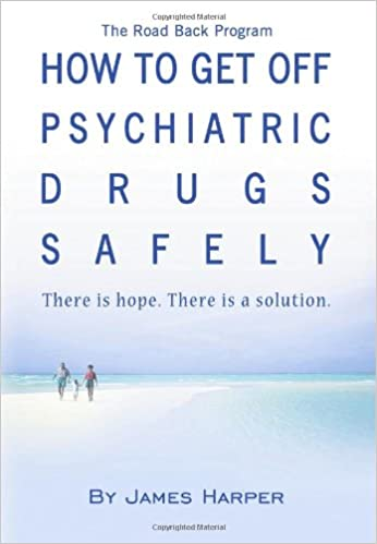 Download How To Get Off Psychiatric Drugs Safely: There Is Hope. There Is A Solution. PDF, azw (Kindle)
