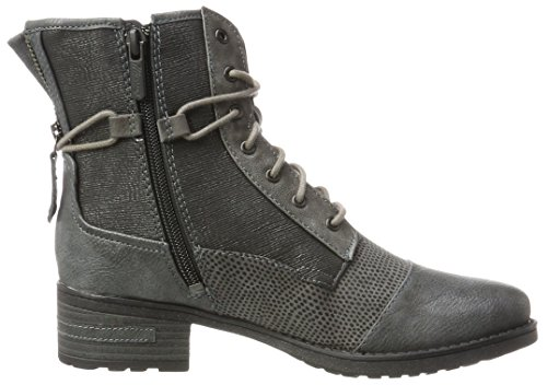 Gris 259 Femme 507 graphit Bottes Mustang 1229 FUW8nqPS