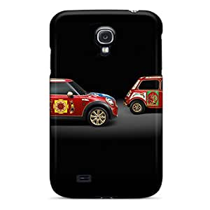 Awesome Design Mini Cooper S 2009 George Harrison Hard Case Cover For Galaxy S4