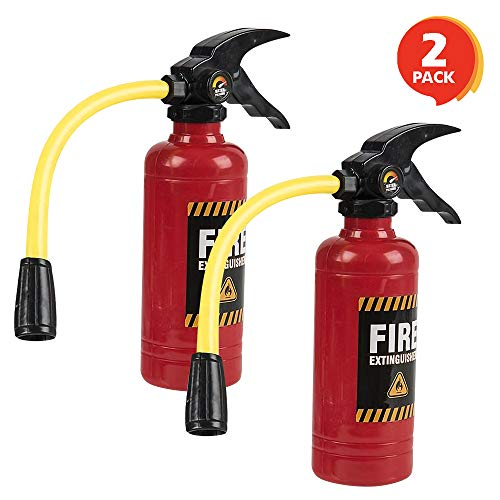 ArtCreativity Fire Extinguisher Squirt Toy for Kids (Set of 2) | 7