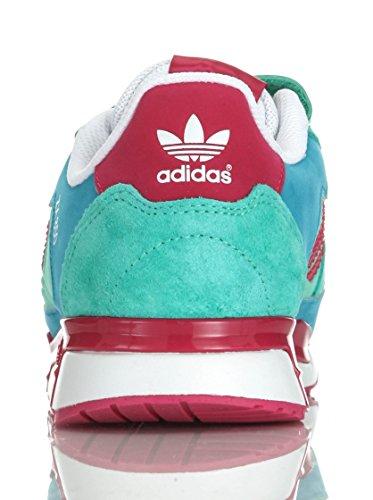 Verde Zapatos Zx Lona Cf Adidas Cuero De Azulado K Verde Lágrima De 5 37 La M18021 850 wRqYdqI