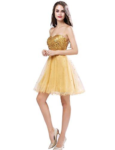 Sd032 Ragazzi Abiti Donne Casa Breve rosa Ritorno Belle Una Vestito Le Casa Linea A Ragazze Per Per Ballo Da Le fUq8Bx7w