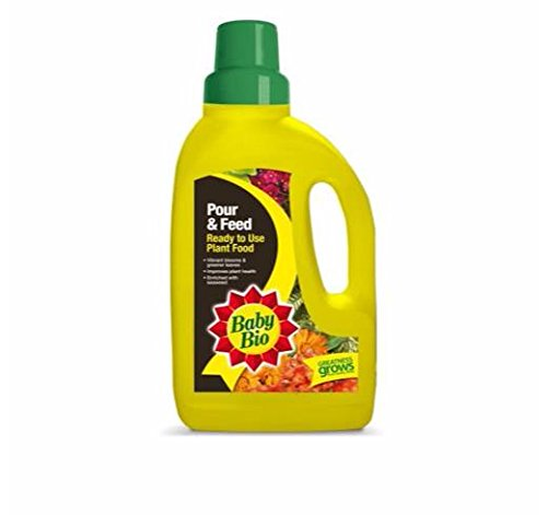 SBM Life Science Ltd Baby Bio Pour and Feed 84999997