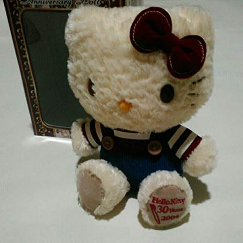 Hello kitty 30 Years Anniversary Doll ハローキティ ぬいぐるみ