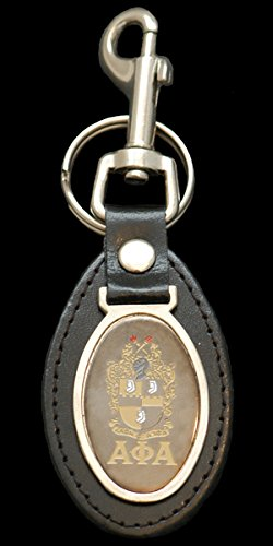Alpha Phi Alpha Fraternity New Greek leather Tear Drop - Drop Greek