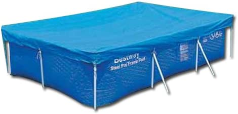 Bestway - Cubierta para Piscina Rectangular 300 x 201 cm: Amazon ...