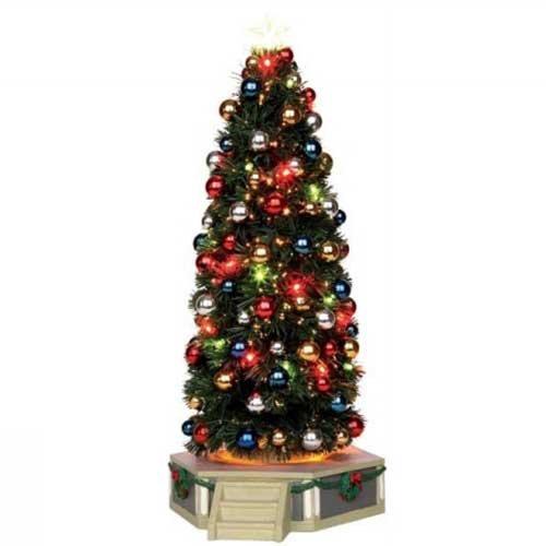 Lemax Christmas Tree by - Majestic Christmas Tree