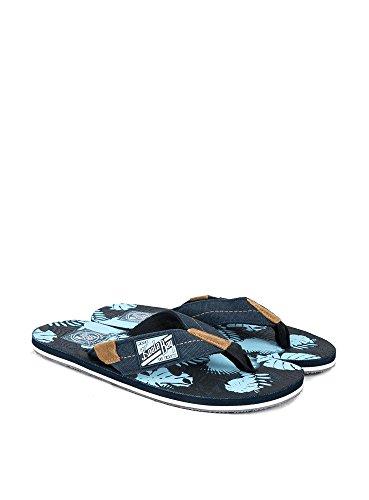 Blue Men's BAY Sandals KOALA Thong Blue wBqX6gvn