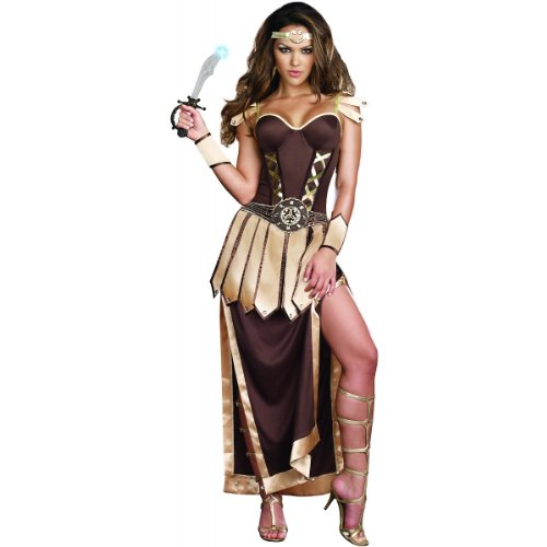 Remember the Trojans Costume - Large - Dress Size 10-14