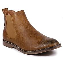 Men's Formal & Casual Dress Chelsea Boot