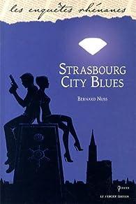 Strasbourg city blues par Bernard Nuss