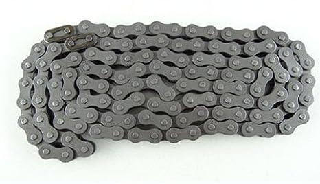 415 - 110l cadena para 49 cc 60 cc 66 cc 80 cc 2 tiempos motor Motor bicicleta motorizada Bike: Amazon.es: Coche y moto