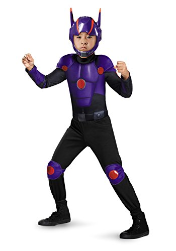 Disguise Hiro Classic Costume, Medium (7-8) (Disney Movie Big Hero 6)