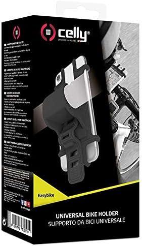 Black Celly Easy Bike Universal Mobile Phone Holder