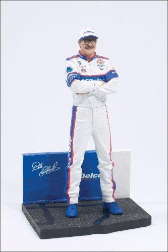 Earnhardt Race Dale Sr (1 X Dale Earhardt Sr. #3 Action McFarlane 6