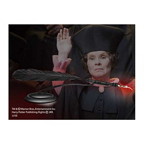 [Noble Collection - Harry Potter Writing Quill Professor Umbridge] (Dolores Umbridge Costume)