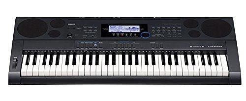 Casio CTK-6200 piano digital Negro 61 llaves - Teclado ...