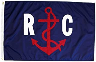 product image for Race Committee Flag 12X18 Inch Nylon