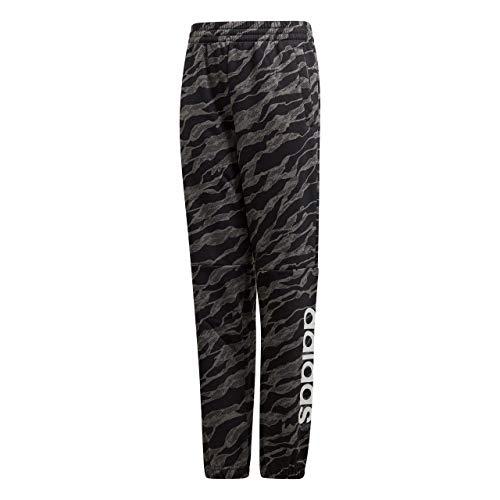 Adidas Boy Linear bianco Grigio Low nero FqfFwrAxBY