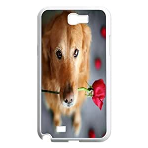 Samsung Galaxy Note 2 N7100 Phone Cases Cut Dog Cell Phone Case TYB617483
