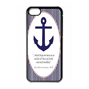 DIY iPhone 5C Case, I Refuse to Sink quote Customized Phone Case