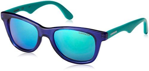 Carrera - Lunette de soleil CARRERINO 10 Rectangulaire Enfant Turquoise (Blue Aqua)