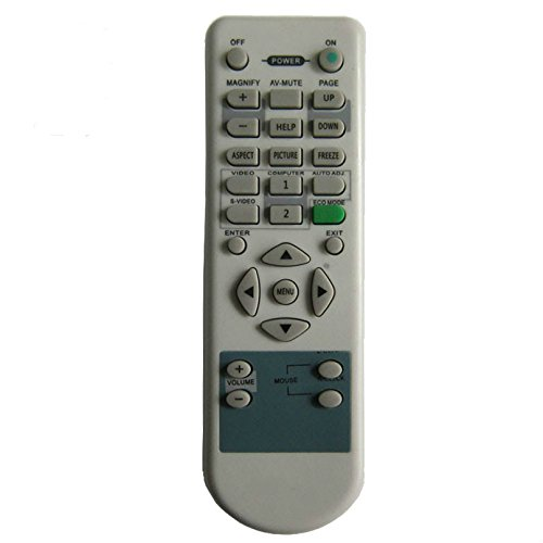 CK Global Brand Projector Remote Control for NEC VT770