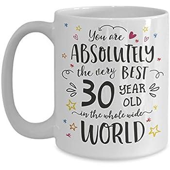 30th Birthday Gift Mug