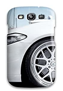 linJUN FENGFor Galaxy S3 Fashion Design White Car In Port Case-zoaWvAy1370tWKnU