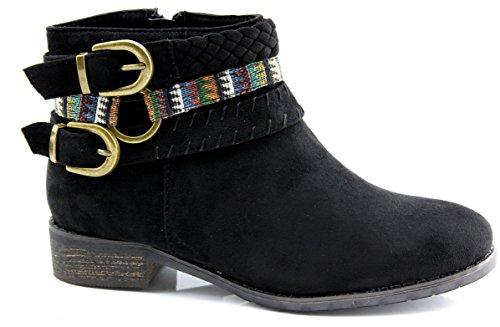 MODELISA Women's A6165 Boots Black qSEQWvI9