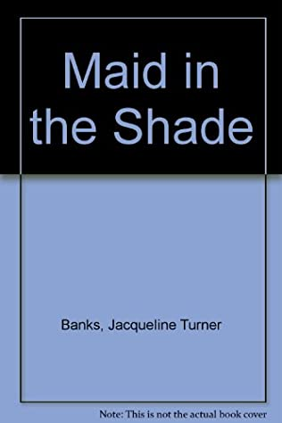 book cover of Maid in the Shade