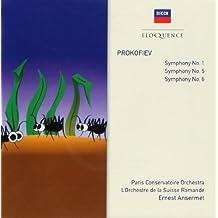 Prokofiev: Symphonies No. 1, 5 & 6