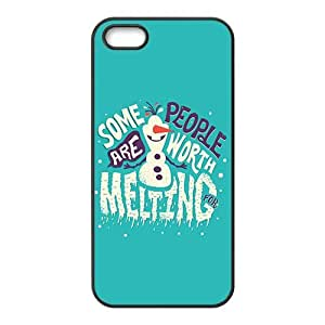 Frozen pretty practical drop-resistance Phone Case Protection for iphone 5c(TPU)