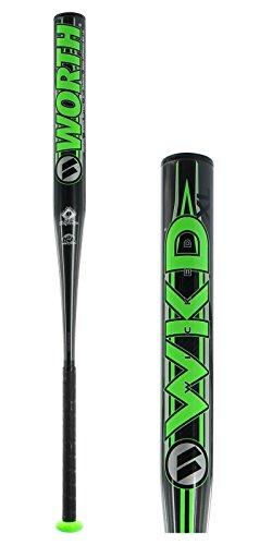 Worth Wicked XL Senior Slowpitch Bat WWKDXL - 34/28 (Wicked Baseball Bat Composite)
