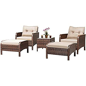 Amazon Com W Unlimited Rustic Collection 2 Piece Patio