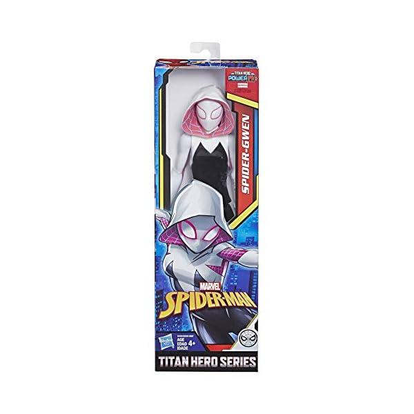 41Ut%2BRuEkOL Spider-Man Titan Hero Series Web Warriors: Spider-Gwen