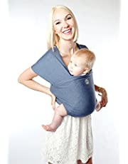 Moby Bamboo Baby Wrap (DENIM)