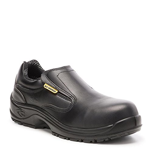 Cofra 10400-CU1.W09 Kendall SD+ PR Safety Shoes, 9, Black