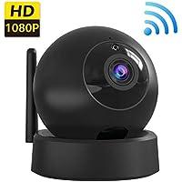 WiFi Home Surveillance IP Camera, Indoor Security Camera,...