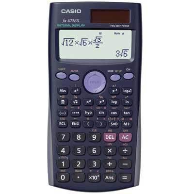 FX-300ES Scientific Calculator Teacher Pack (10)