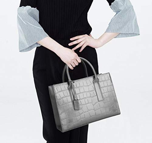 Sac Main À La Bandoulière Wdbao Coréenne En Coréen Grey Mode Pour dqx4pfz
