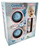 Conforzy Baby Laundry Kit for Sensitive Skin, 1 Year Worth of Laundry (Up-to 240 Washes)