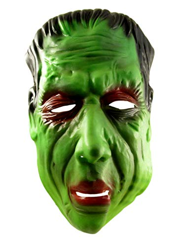 Laytex Mask - Classic Monster - Dracula Devil Frankenstein's Monster (Frankenstein's Monster) -